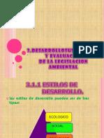 ESTILO DE DESARROLLO