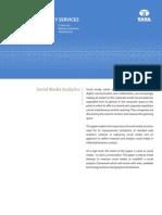 MandIS Whitepaper Social Media Analytics 10 2010