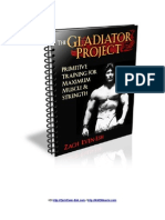 Gladiator Program PDF