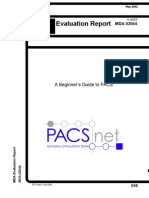 A Beginner's Guide to PACS