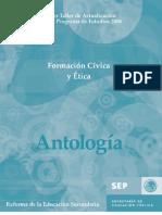 Antología FCyE