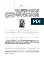 RECORRIDO DE LOS MODULOS DE PSICOLOGIA