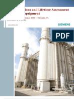 Power Gen 2008 NDEInspections Lifetime Assessment Turbequip