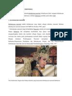 Budaya Indonesia Adalah Seluruh Kebudayaan Nasional