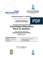 Multimedia, Repositorios y Objetos de Aprendizaje Preg. 2