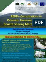 REDD Consultations in Palawan_Sangkula