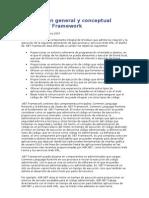 Información general y conceptual sobre NET Framework