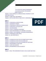 Course Contents Final C5515