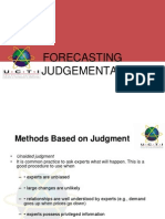Different Types of Judgement(UCTI SLIDE)