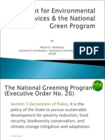 National Greening Program_Mendoza M