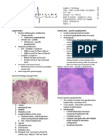 WBC LN and Spleen Pre - Lab