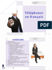 Telephoning in French