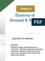 Elasticity Chp 4