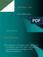 Customer Care UL 2