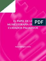 El Papel de La Musicoterapia en Los Cuidados Paliativos