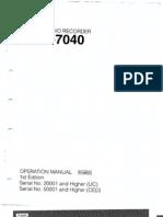 Sony PCM-7040 1st Ed