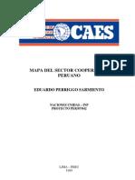 Mapa Del Sector Cooperativo Peruano - Eduardo Pérriggo