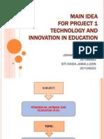 Project 1 - Technology (Assure Model)