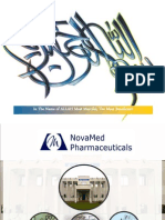 Novamed Pharmaceuticals Pvt Ltd - Company Profile