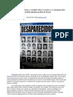 Pela Verdade Sobre os Mortos da Ditadura Militar