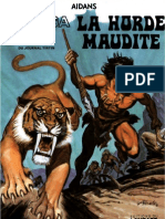 TOUNGA- 1- La Horde Maudite
