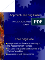 Approach to Long Case1
