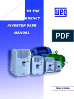 WEG Cfw 08 Addendum to the Users Manual 500 600v Power Supply 0899.5584 4.2x Manual English
