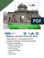 LAS TIC EN LA GESTIÓN DE EMERGENCIAS en Madrid