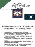 Crop Loan Procedure