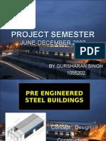 Presentation by Gursharan Singh