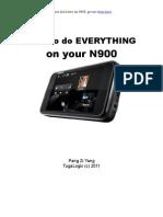 Nokia N900 eBook