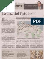 La Luz del Futuro - UN 4/9/2011