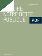 Réduire notre dette publique - Jean-Marc Daniel