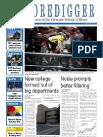 The Oredigger Issue 1 - September 5, 2011