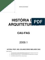 Apostila Hau III 2009.1