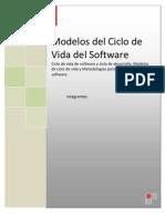 Modelos Del Ciclo de Vida de Software GRUPO 3