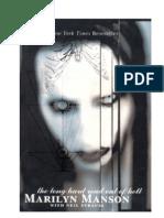 La Larga Huida Del Infierno Marilyn Manson