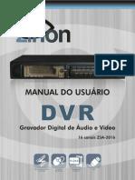 Manual Dvr16