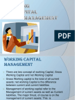 Fm Working Capital