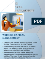 Fm Working Capital