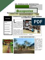 SACAPUNTAS 6 EDICION
