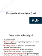 Composte Video Signal