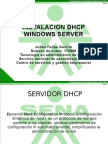 Instalacion DHCP Windows Server-Johan Gaviria-17566