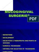 Mucogingival Surgery
