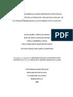 Trabajo de Metodologia de La Investigacion IE