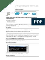 Prova Cisco Ccna Modulo 1