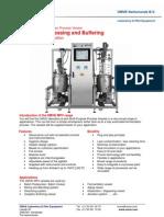 Multi-Purpose Vessel for Food Processing | MPV200