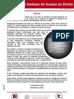 Boletim IAD nº5 de Agosto 2011