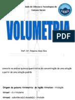 Aula 3 - Volumetria