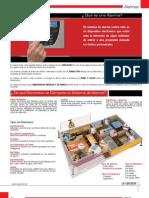 Catálogo de Seguridad - Sección Alarmas